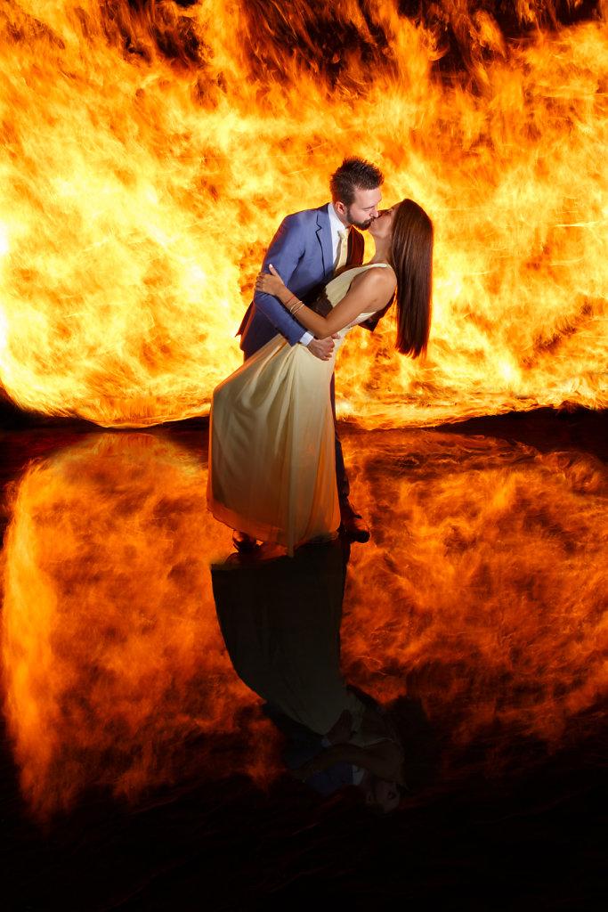 Love on Fire