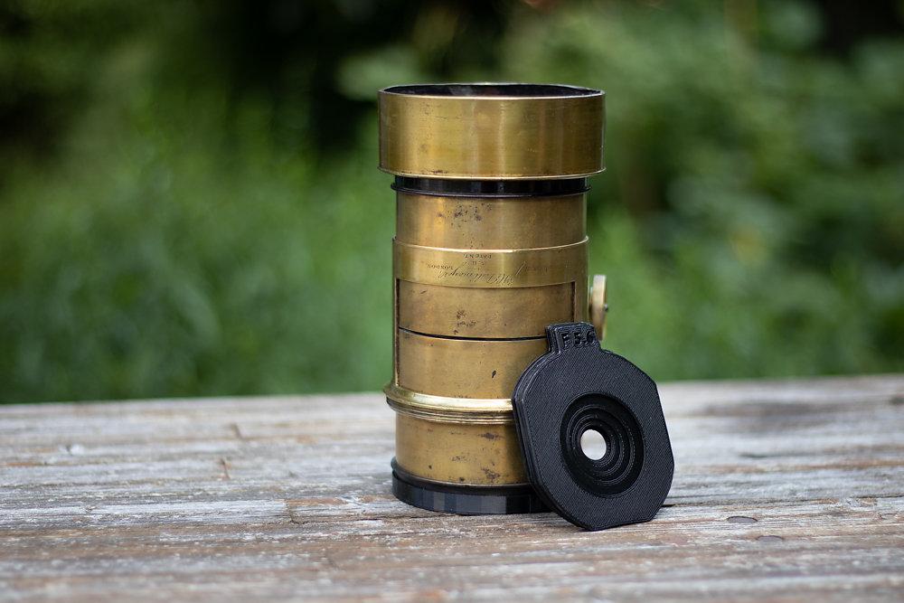 Waterhouse Stops for Dallmeyer 3b lenses from 95 Euros