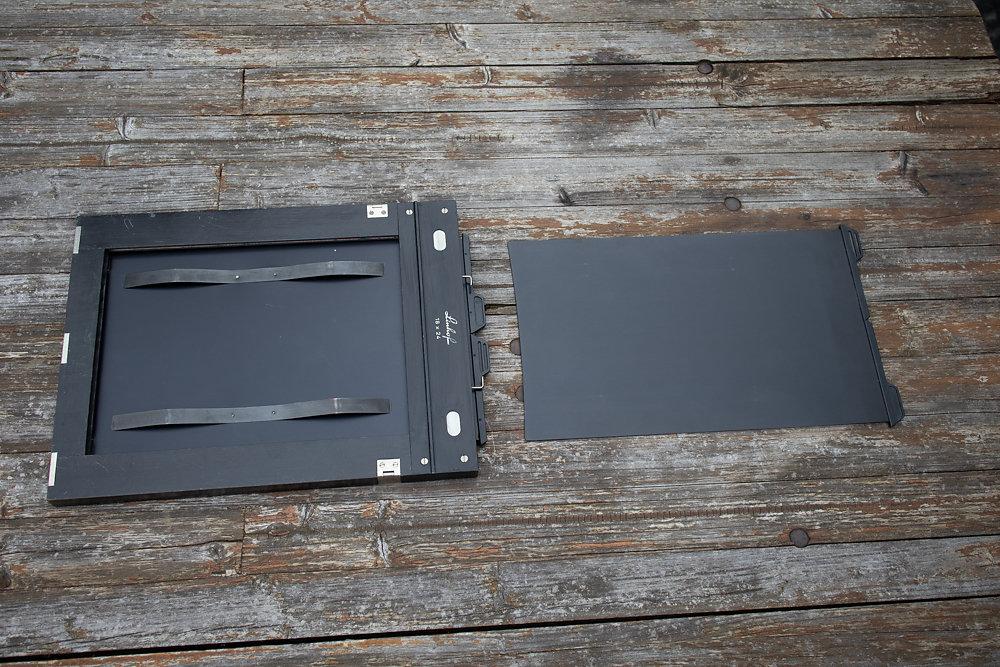 Linhof 18x24cm wet plate holder 200 Euros